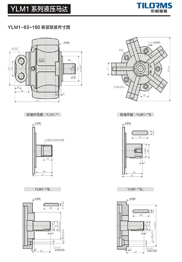 液压马达有哪几种答:液压马达按其结构类型来分,可以分为齿轮式,叶片图片